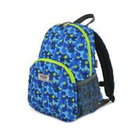 Hugger幼童背包 迷彩藍