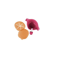 b.box專利吸管三用碗 草莓粉