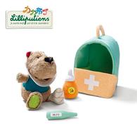 Lilliputiens-熊熊凱薩獸醫診所遊戲組