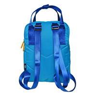 HappiPlayGround城市小旅人 兒童背包 (藍靛果)