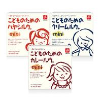 日本CANYON兒童咖哩塊MINI 綜合口味 3入組