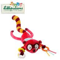 Lilliputiens-狐猴音樂夜光玩偶