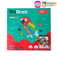 【親子天下STEAM嚴選】AR積木拼圖 8色 - AniBlock安尼博樂