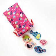 RWTY創意兒童背包 美人魚 2-5Y