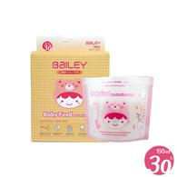 BAILEY副食品儲存袋 30入