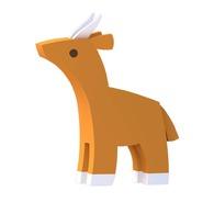 HALFTOYS 3D動物系列 高角羚IMPALA