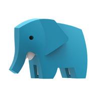 HALFTOYS 3D動物系列 大象ELEPHANT