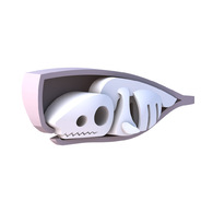 HALFTOYS 3D海洋系列 抹香鯨SPERM WHALE
