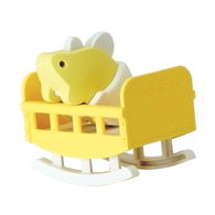 HALFTOYS 3D恐龍寶寶 劍龍寶寶STEGO BABY