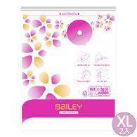 BAILEY真空收納袋 XL (2入組)