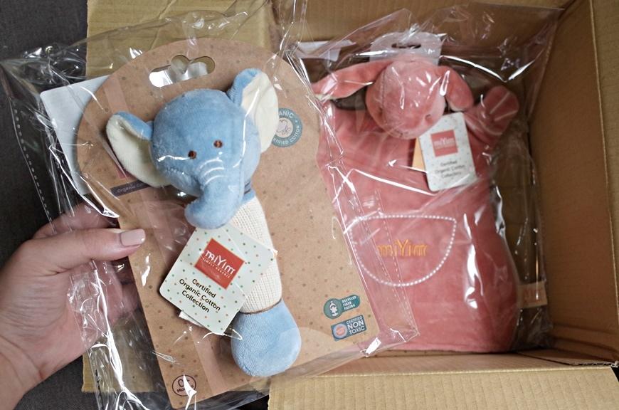 嬰兒玩具推薦,美國miYim有機棉安撫玩具推薦