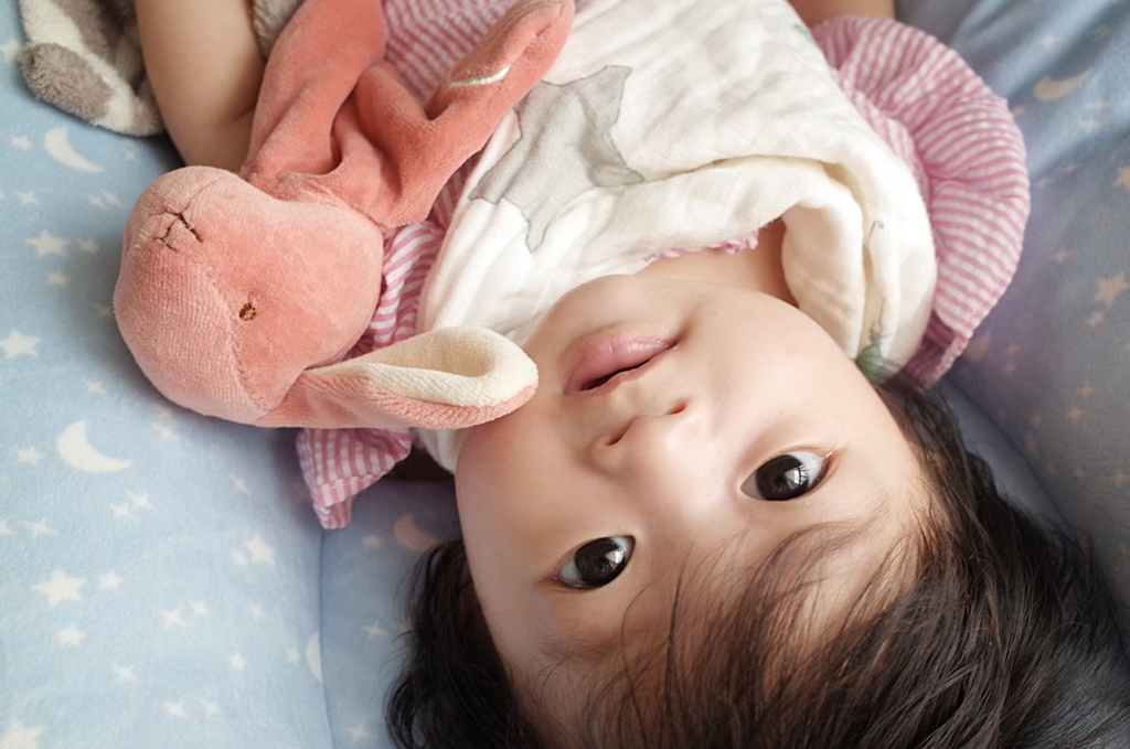 miyim有機棉手偶安撫巾,兩用非常超值,安撫寶寶情緒