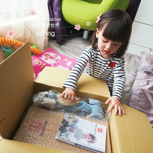 miYim有機棉安撫玩具開箱,安撫玩偶推薦