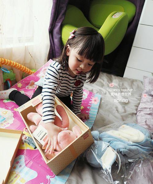 miYim玩偶禮盒非常適合當作小孩生日禮物