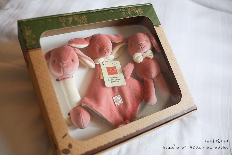 miyim安撫玩具禮盒推薦-精緻禮盒,適合送寶寶當彌月禮物