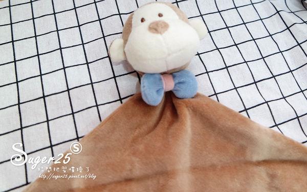 安撫巾推薦,miYim有機棉安撫巾
