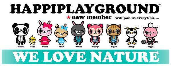 Happiplayground兒童背包, HPG兒童背包
