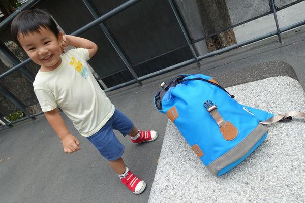幼稚園書包推薦| HAPPIPLAYGROUND街頭探險家兒童背包 海洋藍