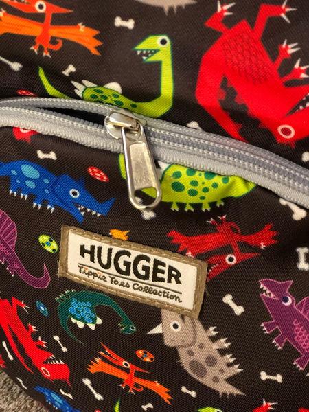 兒童背包推薦 Hugger使用YKK
