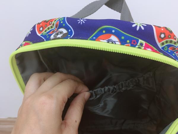 Hugger幼童背包分隔