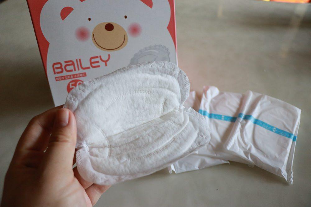 貝睿Bailey倍柔防溢乳墊